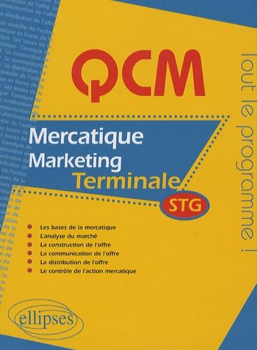Maryse Koehl - Mercatique (marketing) Tle STG.