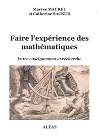 Faire lexpérience des mathématiques - Entre enseignement et recherche.pdf