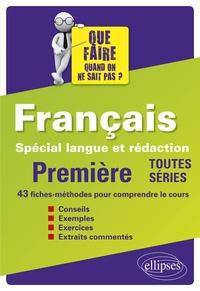 Maryse Petitjean - Francais Première toutes séries - Spécial langue et rédaction.