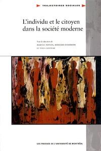 Maryse Potvin - L'individu et le citoyen dans la société moderne.