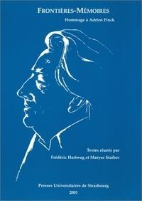 Frontières-Mémoires. Hommage à Adrein Finck.pdf