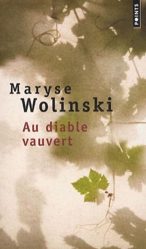 Maryse Wolinski - Au diable vauvert.