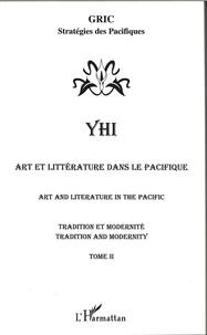 Maryvonn Nedeljkovic - Art et litterature dans le pacifique/art and literature in the pacific - tradition et modernite/trad.