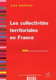 Maryvonne Bonnard - Les collectivités territoriales en France.