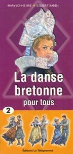 Ucareoutplacement.be La danse bretonne pour tous - Tome 2 Image
