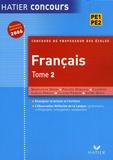 Maryvonne Dhers et Philippe Dorange - Français PE1 PE2 - Tome 2, Nouveau concours 2006.