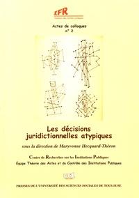 Les décisions juridictionnelles atypiques.pdf