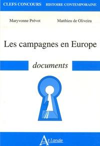 Era-circus.be Les campagnes en Europe Image