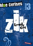 Maryvonne Rippert - Blue cerises  : Zik : Lovely cat.