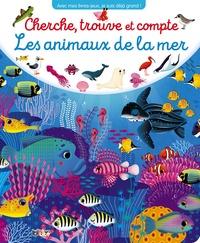 Marzia Giordano - Cherche, trouve et compte les animaux de la mer.