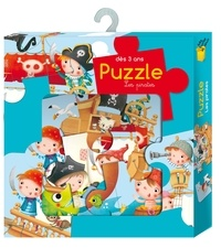 Marzia Giordano - Puzzle Les pirates.
