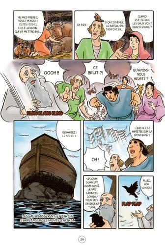 La Bible en manga