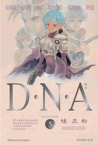 Masakazu Katsura - DNA² T05.