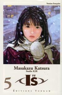 Masakazu Katsura - I''s Tome 5 : .