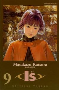 Masakazu Katsura - I''s Tome 9 : .