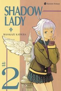 Masakazu Katsura - Shadow Lady Tome 2 : .