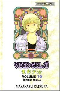 Masakazu Katsura - Vidéo Girl Aï Tome 10 : La solution.