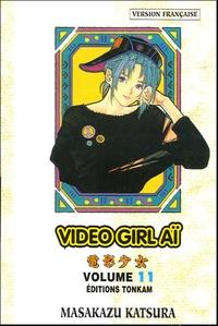 Masakazu Katsura - Vidéo Girl Aï Tome 11 : Vitalité.