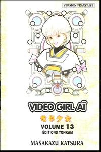Masakazu Katsura - Vidéo Girl Aï Tome 13 : Le bonheur.
