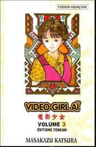 Masakazu Katsura - Vidéo Girl Aï Tome 3 : Régénération.