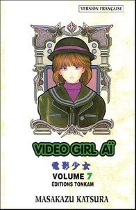 Masakazu Katsura - Vidéo Girl Aï Tome 7 : La réapparition.