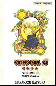 Masakazu Katsura - Vidéo Girl Aï Tome 8 : Premier rendez-vous.