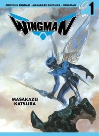 Masakazu Katsura - Wingman Tome 1 : .