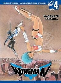 Masakazu Katsura - Wingman Tome 4 : .