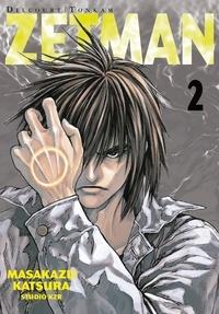 Masakazu Katsura - Zetman Tome 2 : .