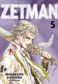 Masakazu Katsura - Zetman Tome 5 : .
