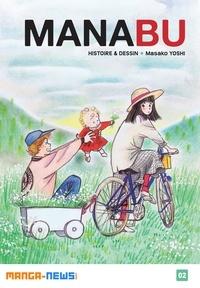Masako Yoshi - Manabu Tome 2.