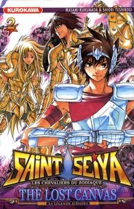 Téléchargement de livres audio gratuits pour ipod touch Saint Seiya - The Lost Canvas Tome 2