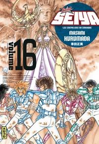Ebooks gratuits télécharger ipad 2 Saint Seiya ultimate edition Tome 16 par Masami Kurumada 9782505060239
