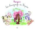 Masami Mizusawa et Carole-Anne Boisseau - Les chocozoeufs de Pâques.