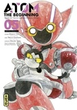 Masami Yûki et Tetsuro Kasahara - Atom the beginning, tome 5.