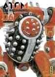 Masami Yûki et Tetsuro Kasahara - Atom the beginning, tome 6.