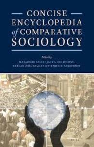 Concise Encyclopedia of Comparative Sociology - Masamichi Sasaki pdf epub