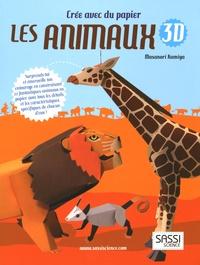 Masanori Kamiya - Crée avec du papier les animaux 3D.