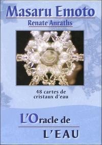 Masaru Emoto - L'Oracle de l'eau - 48 cartes de cristaux d'eau.