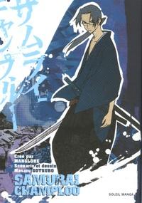 Masaru Gotsubo - Samurai Champloo Tome 2 : .