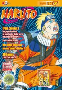 Deedr.fr Naruto collector Tome 7 Image