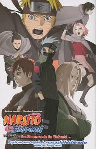Histoiresdenlire.be Naruto Le film Image