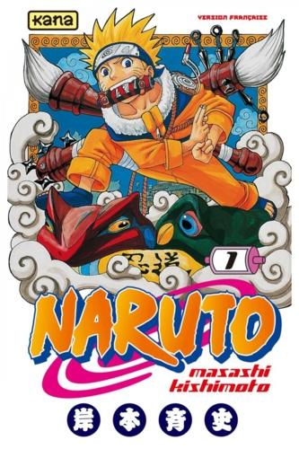 Naruto Tome 1 - Masashi Kishimoto - 9782505031062 - 4,99 €