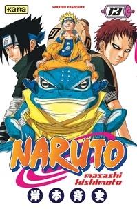 Masashi Kishimoto - Naruto Tome 13 : .
