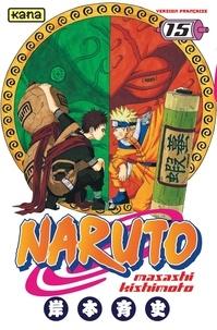 Epub ebooks pour le téléchargement d'ipad Naruto Tome 15