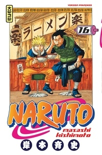 Masashi Kishimoto - Naruto Tome 16 : .