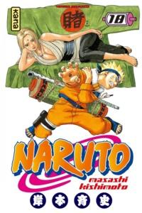 Masashi Kishimoto - Naruto Tome 18 : .