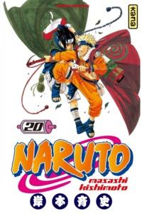 Masashi Kishimoto - Naruto Tome 20 : .
