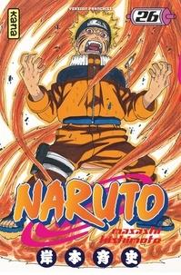 Ebook téléchargement gratuit cz Naruto Tome 26