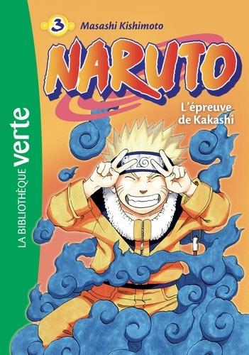 Naruto Tome 3 Poche